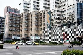 莫泰-南京珠江路地铁站南京大学店