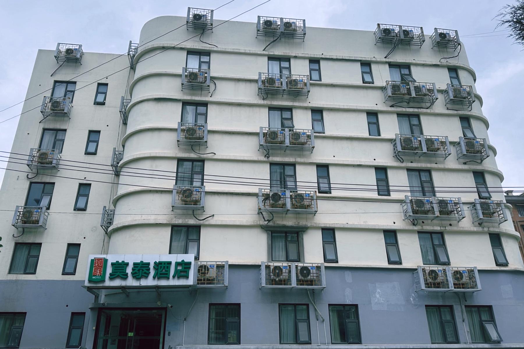 莫泰-南京鼓楼地铁站店