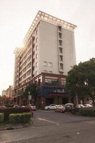 莫泰酒店-昆山北門路店