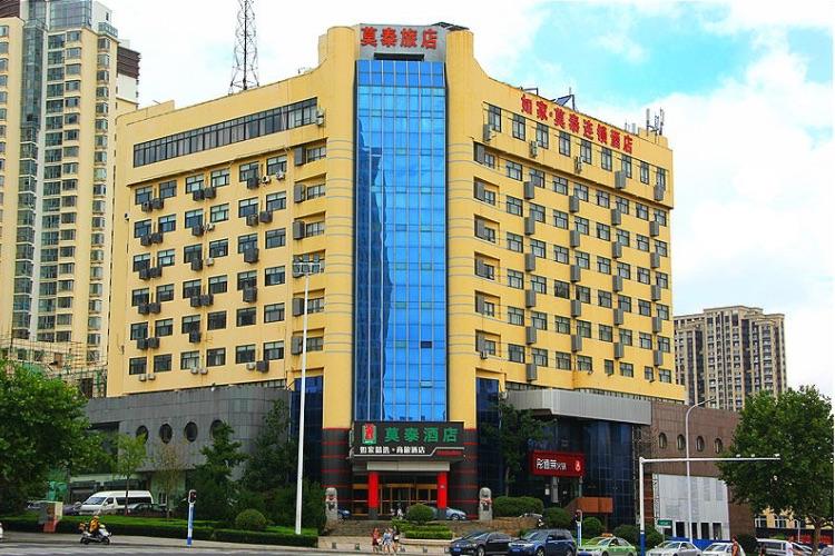 莫泰-青岛开发区香江路商业街店