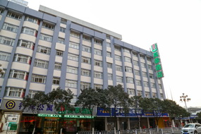 莫泰酒店-蚌埠淮河路火車站店