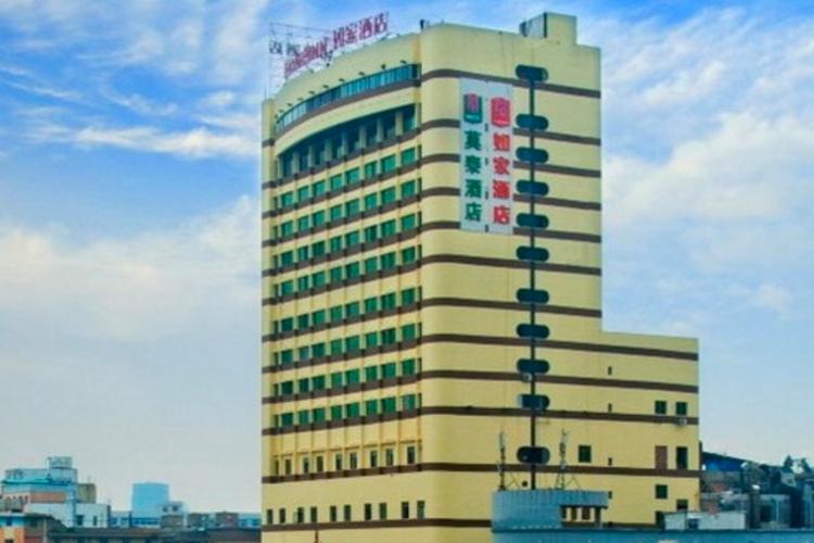 莫泰酒店-南昌火车站店